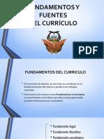 Fundamentos y Fuentes