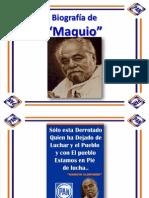 Biografia Maquio