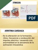 2.- Antiarritmicos Presentacion- Alida