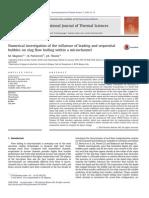 Magnini 2013 International Journal of Thermal Sciences