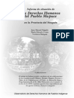 Libro Odhpi Informe Ddhh 2008