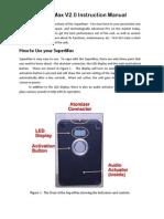 SuperMax Manual V2.0