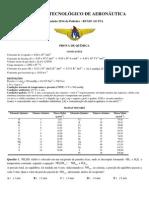 2014-07-10 - Simulado de Química - Poliedro - Rumo Ao ITA