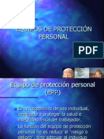 Nº23 Equipos de Protección Personal