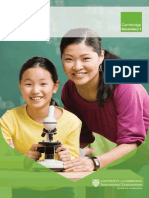 CS1 Science Teacher Guide v2. 2011