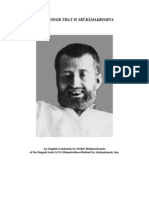 The Wonder that is Sri Ramakrishna - by Akshaykumâr Sen