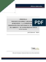 Biotecnología y Bioseguridad en Venezuela