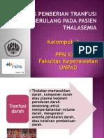 PPT Thalasemia