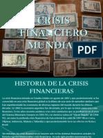 Crisis Finaciero Mundial Diapoxitiva