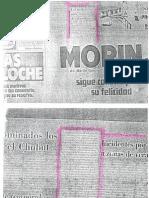Recorte Diario La Nación 1975
