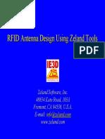 RFID Design on Zeland