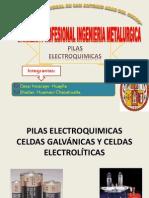 pilas electroquimicas