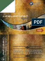 3-Manual Pengguna Sistem E-Pelaporan Bersepadu (Update 20042014)