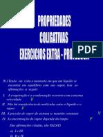 Exercicios Extra Professor 1 Extra 2013