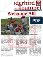 Welcome Newsletter