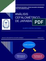 Análisis Cefalométrico de Jaraback