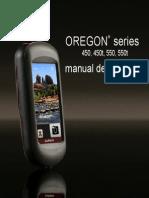 Manual en Español Serie Oregon 450 - 450T - 550 - 500T[1]