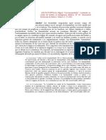 Las Humanidades. Miguel León-Portilla