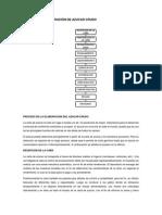 Proceso de La Elaboracion Del Azucar
