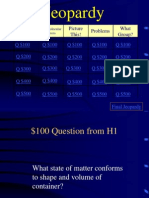 jeopardy exam 1 review