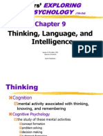 201-Ch09 Thinking, Language, And Intelligence