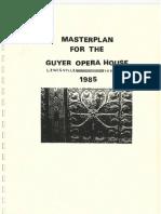 Guyer Master Plan