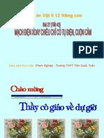 Mach Dien Xoay Chieu Chi Co Tu Dien, Cuon Cam