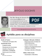 Portfolio Docente Renato Amorim Web