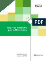 Propostas da Indústria para as Eleições 2014