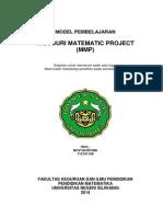 Model Pembelajaran Missouri Matematic Project