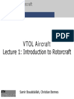 2007 L7 Introduction Rotorcraft