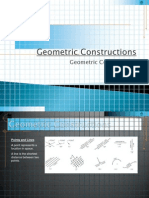geometrical contraction