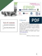 EPOP Newsletter #8