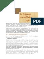 05 Lenguaje Ensamblador Operaciones(ASM)