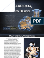 UNIFIED DESIGN USING MULTICAD DATA
