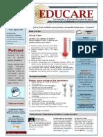 Newsletter Educare Nº 26- Agosto2