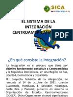 El Sistema de La Integración Centroamericana (Sica)