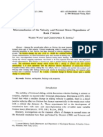 1. Scholz - Micromechanics of the Velocity and Normal Stress Dependence of Rock Friction