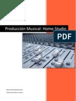Proyecto HCD (Produccion Musical )