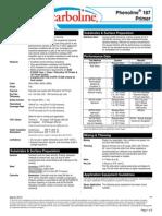 Phenoline 187 Primer PDS