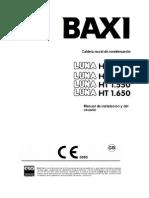 Baxi Luna HT 1.350 1.450 1.550 1.650
