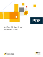 VeriSign Enrollment Guide 2012