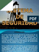 Sistema de Seguidad BOP(Trabajo de Perforacion)