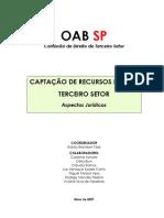 Captação de Recursos Orientações OAB
