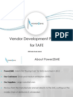 Power2SME Proposal 21st May 2014
