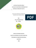 Laporan KP  Sistem Komunikasi Penerbangan