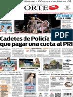 Periódico Norte edición del día 5 de agosto de 2014
