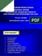 p. Am Bb a Peraturan Peg.awam Pu(a)176