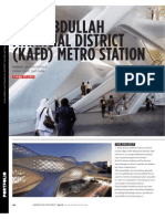 King Abdullah Financial District - Zaha Hadid - MiddleEastArchitect201306