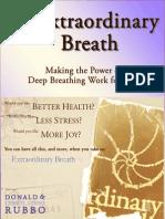 Extraordinary Breath FREE eBook